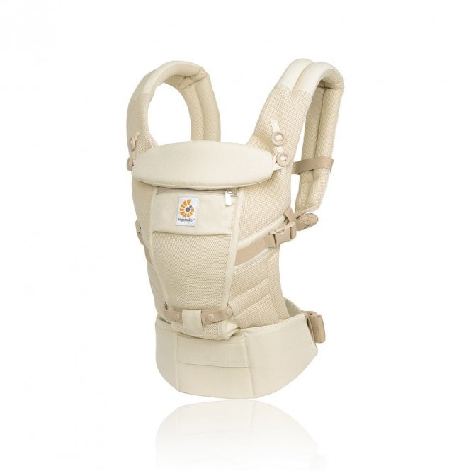 Adapt Cool Air Mesh Baby Carrier - Natural Weave