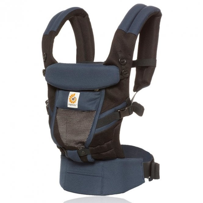 Adapt Cool Air Mesh Baby Carrier - Raven
