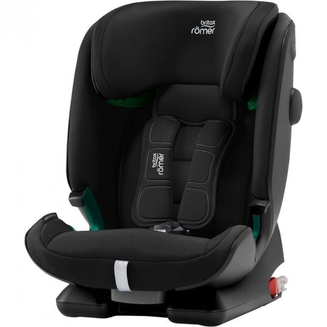 Advansafix i-Size Car Seat - Cosmos Black