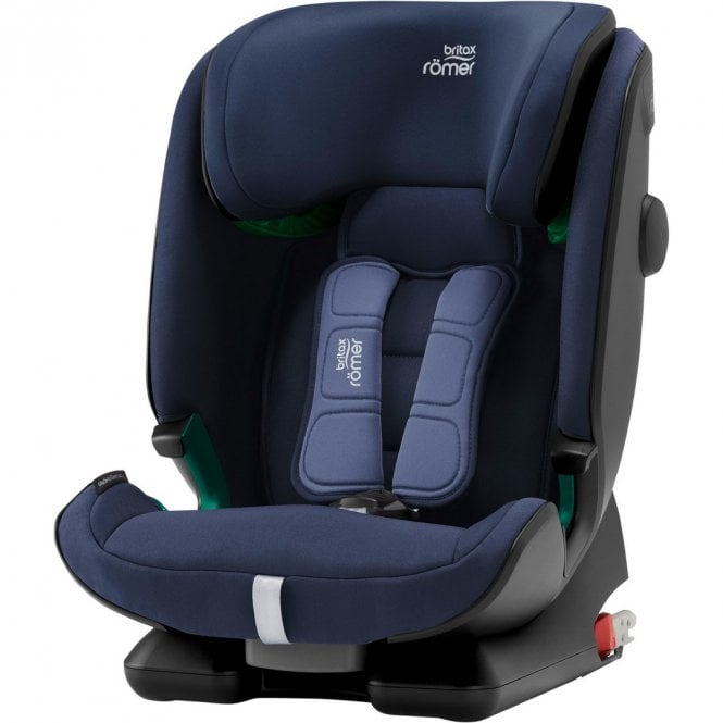 Advansafix i-Size Car Seat - Moonlight Blue
