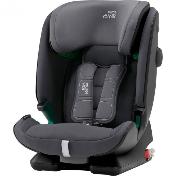 Advansafix i-Size Car Seat - Storm Grey