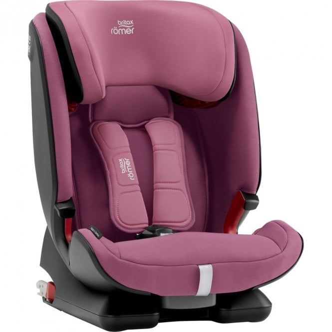 Advansafix IV M Car Seat - Wine Rose