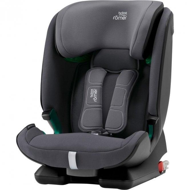 Advansafix M i-Size Car Seat - Storm Grey