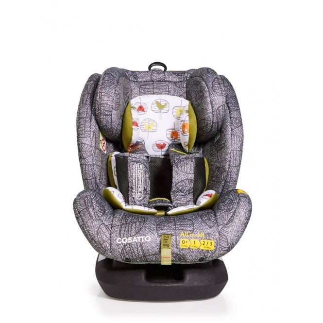 All in All Group 0+123 ISOfix Car Seat