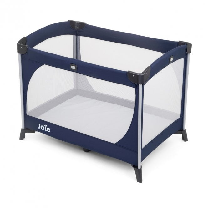 Allura Travel Cot - Navy