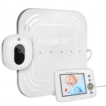 Angelcare AC215 Digital Video, Movement & Sound Baby Monitor