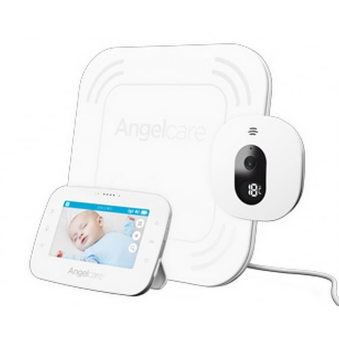 Angelcare AC315 Video, Movement & Sound Baby Monitor 4.3