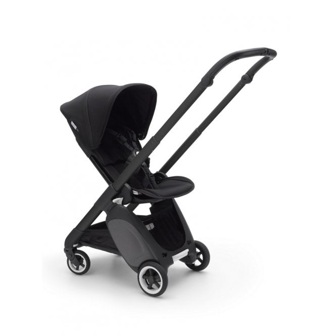 Ant Pushchair Black Chassis - Black