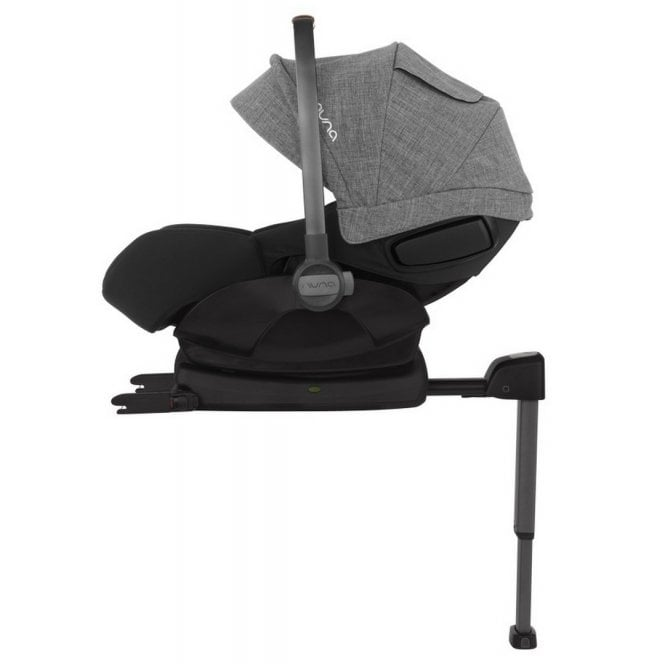 ARRA i-Size Car Seat With ISOfix Base - Charcoal