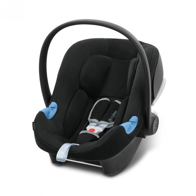 Aton B i-Size Car Seat - 2020 - Volcano Black