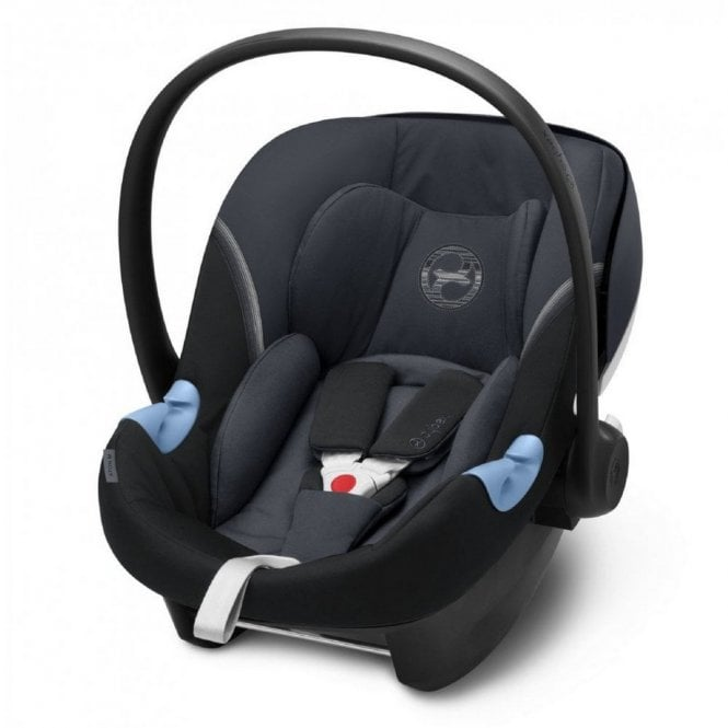 Aton M i-Size Car Seat - Granite Black