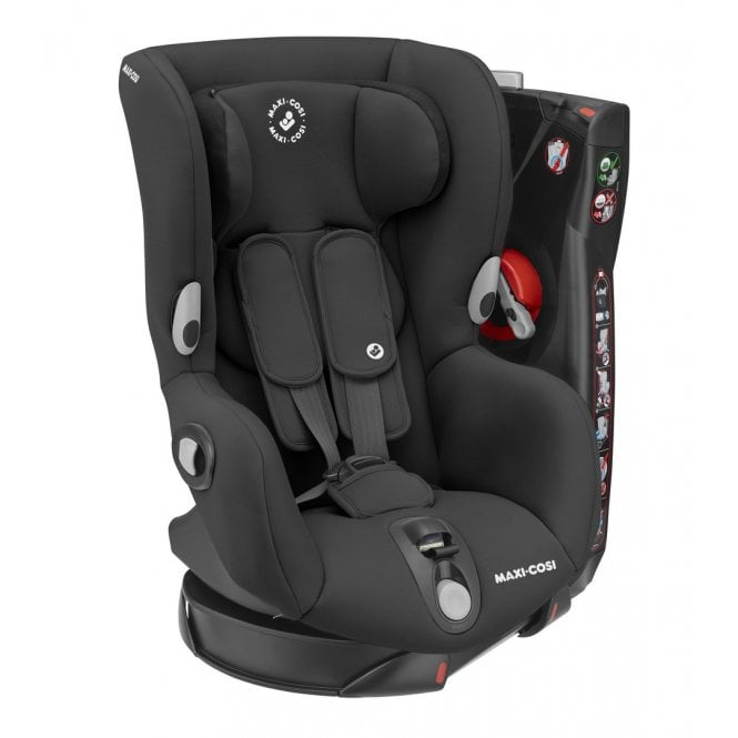 Axiss Car Seat - Authentic Black