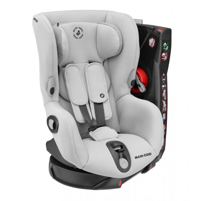 Axiss Car Seat - Authentic Grey