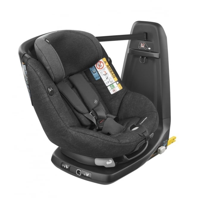 AxissFix i-Size Car Seat - Nomad Black (Discontinued 05 May 2020)