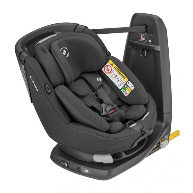 AxissFix Plus i-Size Car Seat - Authentic Black