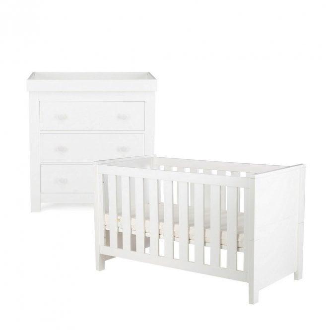 Aylesbury 2 Piece Furniture Set - White