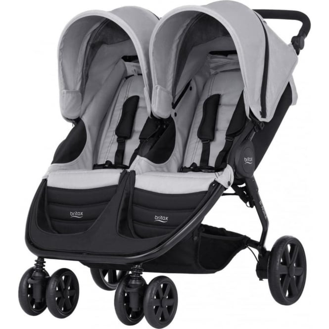 B-Agile Double Pushchair