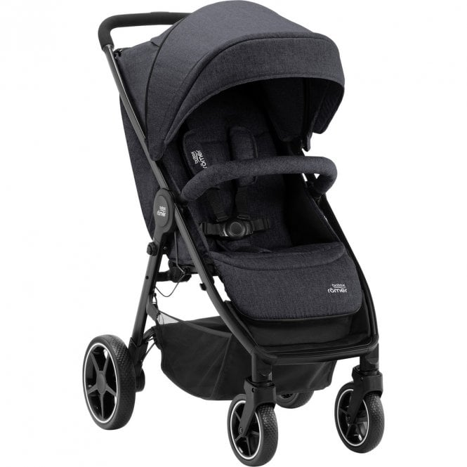 B-Agile M Pushchair - Black Shadow