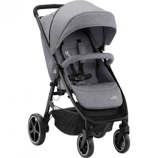B-Agile M Pushchair - Elephant Grey
