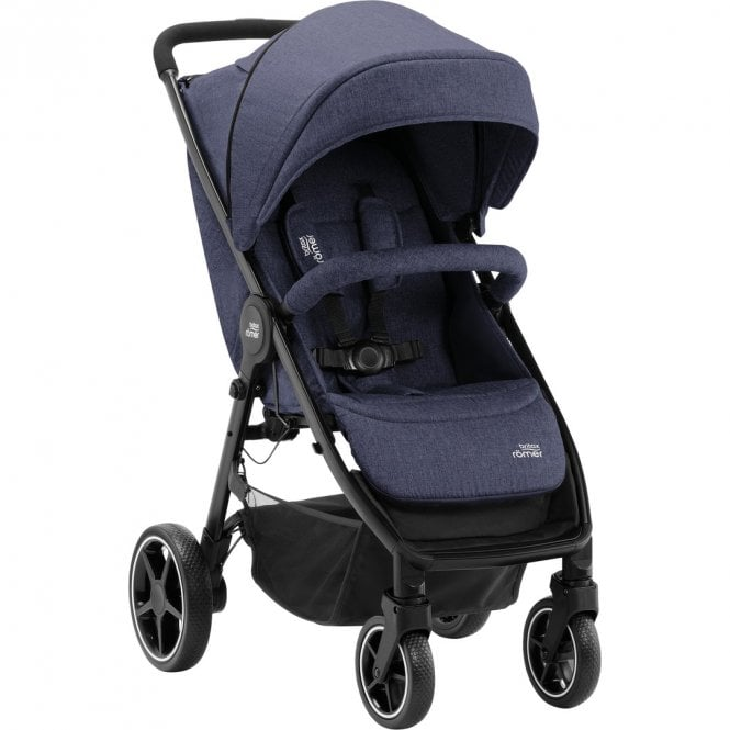 B-Agile M Pushchair - Navy Ink