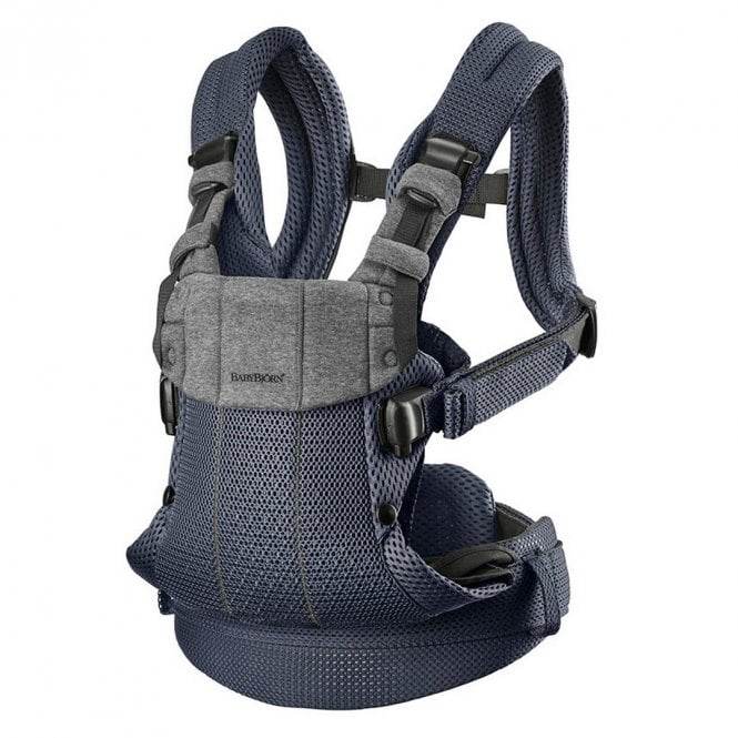 Baby Carrier Harmony - 3D Mesh - Anthracite