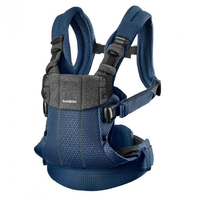 Baby Carrier Harmony - 3D Mesh - Navy Blue