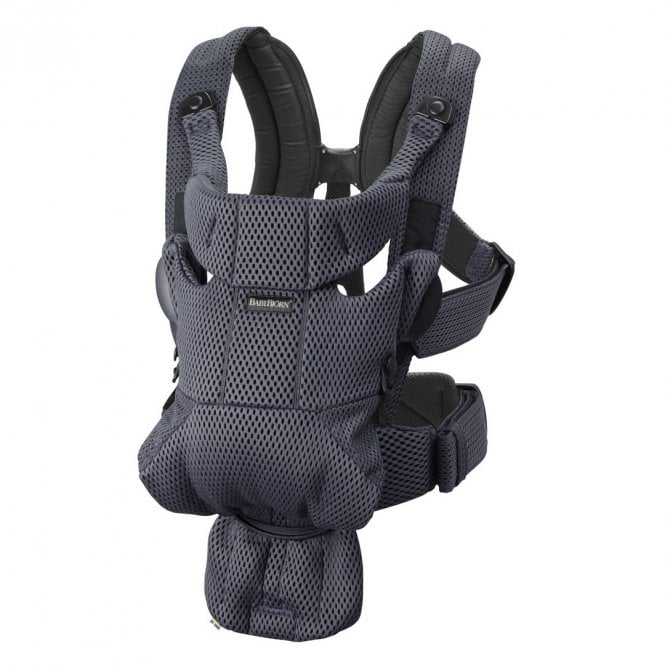 Baby Carrier Move - 3D Mesh - Anthracite