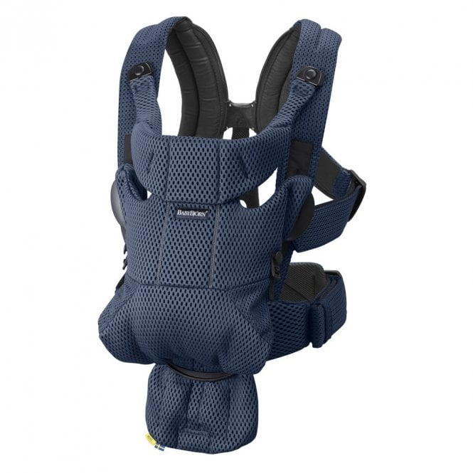 Baby Carrier Move - 3D Mesh - Navy Blue