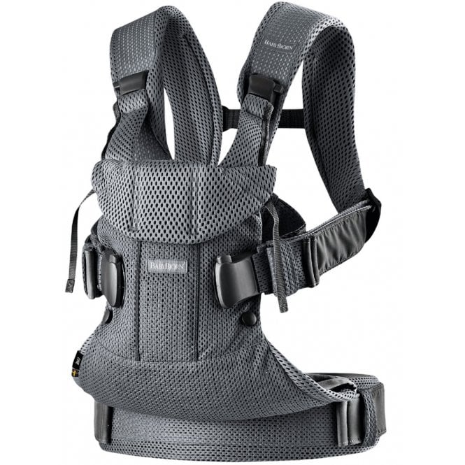 Baby Carrier One Air - 3D Mesh - Anthracite