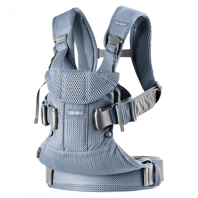 Baby Carrier One Air - 3D Mesh - Slate Blue