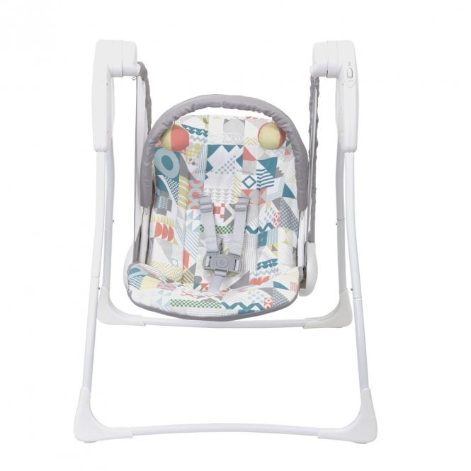 Baby Delight Swing - Patchwork