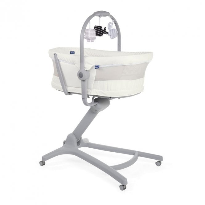 Baby Hug 4 in 1 Air - White Snow