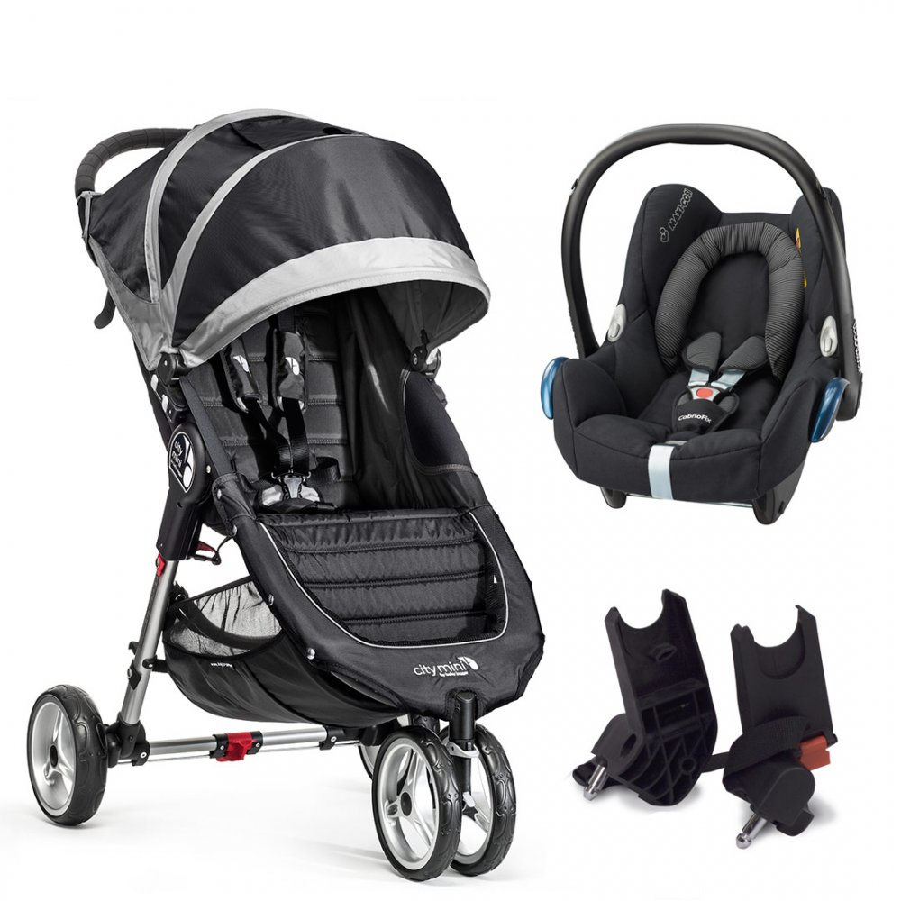 Buy Baby Jogger City Mini Travel System Cabriofix From