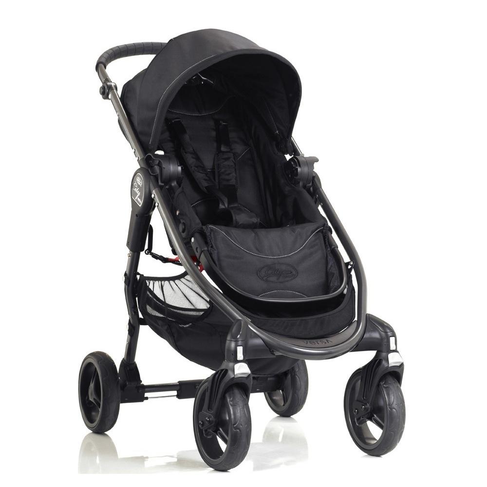 Baby Jogger City Versa Travel System Cabriofix