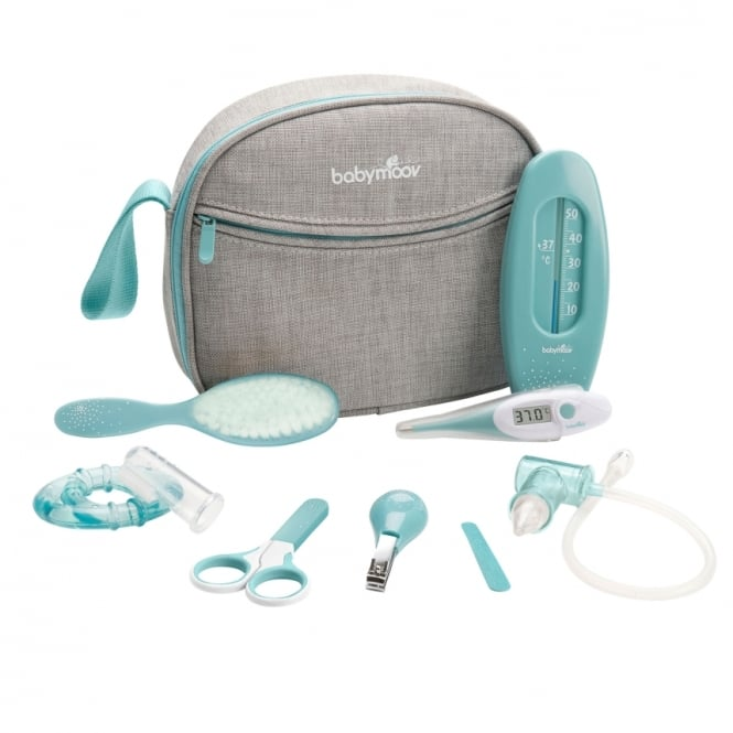 Baby Personal Care And Grooming Kit