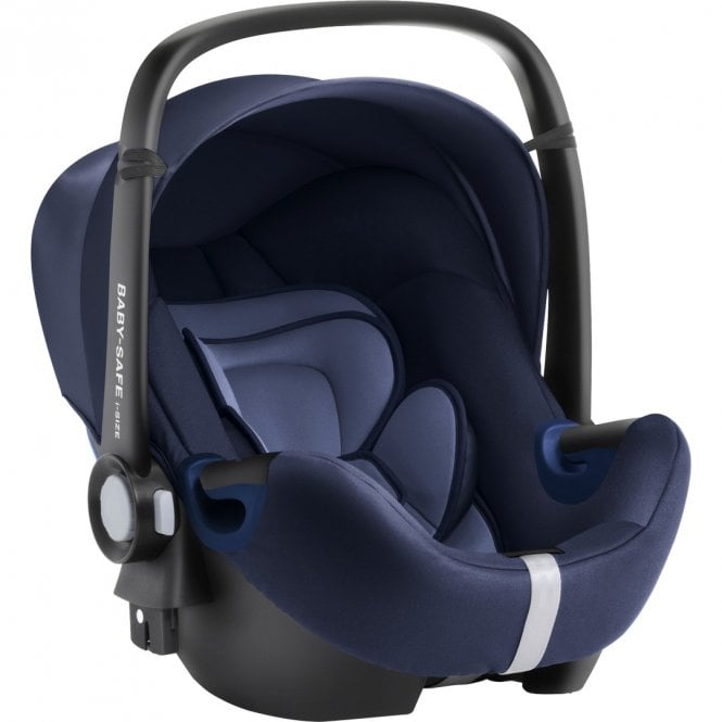 Baby Safe 2 i-Size Car Seat - Moonlight Blue