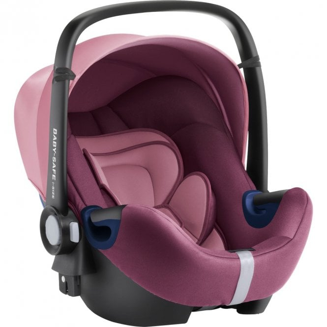 Baby Safe 2 i-Size Car Seat - Wine Rose