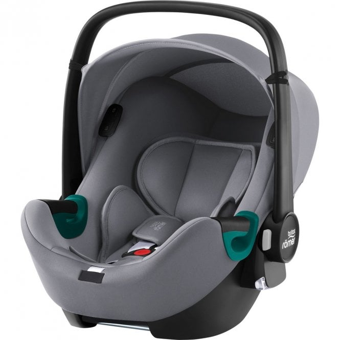 Baby Safe iSENSE Car Seat - Frost Grey
