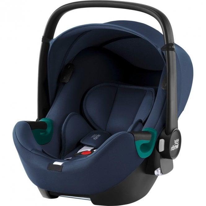 Baby Safe iSENSE Car Seat - Indigo Blue