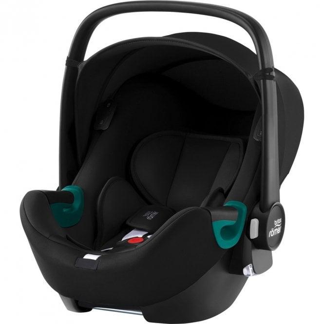 Baby Safe iSENSE Car Seat - Space Black