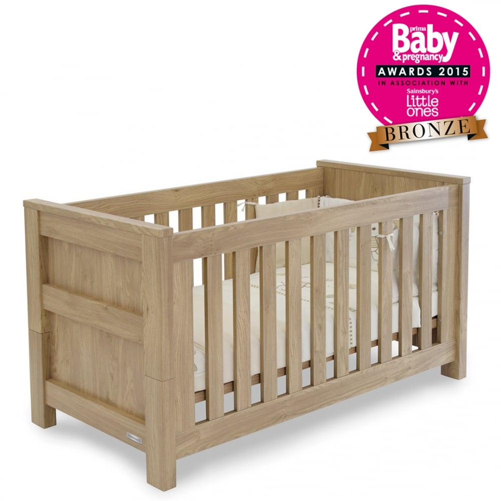 Buy Babystyle Bordeaux Cot Bed Baby Nursery Furniture Buggybaby