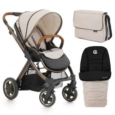 Oyster 2 City Bronze Pushchair