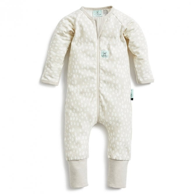 Bamboo Layers Long Sleeve Sleep Wear 1.0 Tog - Fawn - 0-3 Months