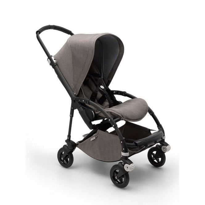 Bee 5 Pushchair - Black / Mineral Taupe