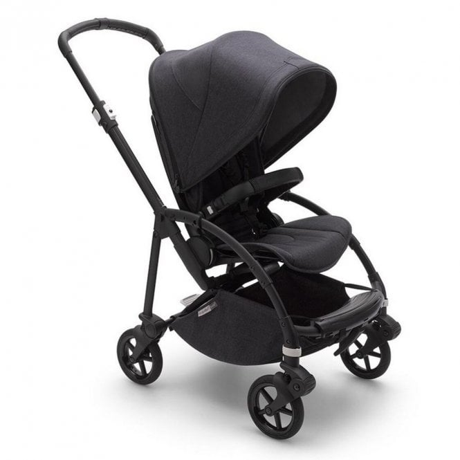Bee 6 Pushchair - Mineral Washed Black