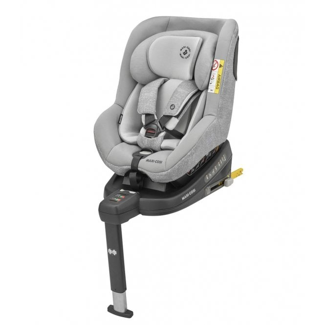 Beryl Car Seat - Nomad Grey