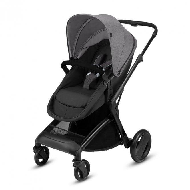 Bisimi Flex Pushchair & Carrycot - Comfy Grey