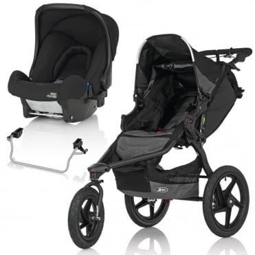 Revolution Pro Travel System + Baby Safe