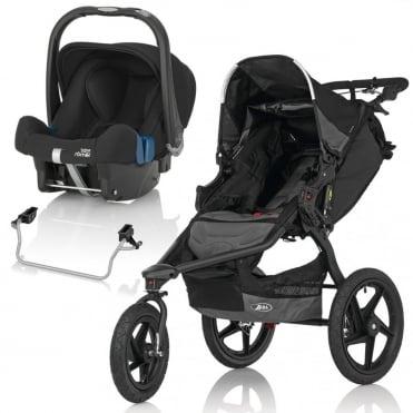 Revolution Pro Travel System + Baby Safe Plus SHR II