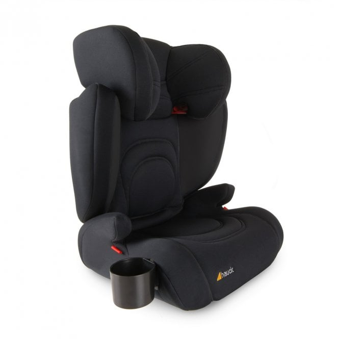 Bodyguard Pro Group 2 3 Car Seat - Black / Black